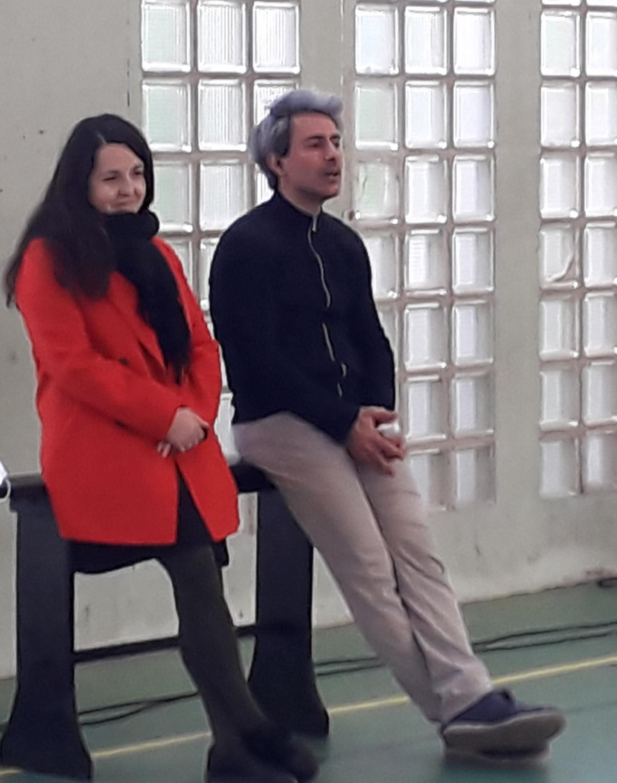 Benoit alias Pierre Moustique  et Amandinealias Odette  Boulet